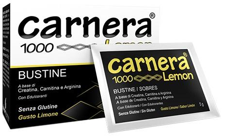 CARNERA 1000 LEMON 18 BUSTINE - Zfarmacia
