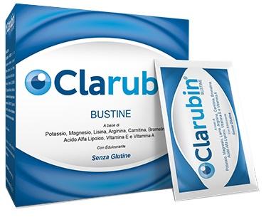CLARUBIN 20 BUSTINE 4,5 G - Zfarmacia