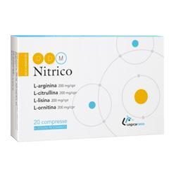 DDM NITRICO 20 COMPRESSE - Parafarmacia la Fattoria della Salute S.n.c. di Delfini Dott.ssa Giulia e Marra Dott.ssa Michela