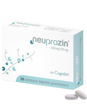 NEUPROZIN 28 COMPRESSE GASTRORESISTENTI - Sempredisponibile.it