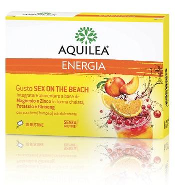 AQUILEA ENERGIA GUSTO SEX ON THE BEACH 10 BUSTINE DA 6 G - Iltuobenessereonline.it