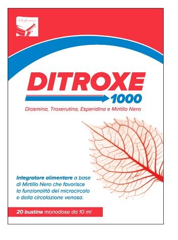 DITROXE 1000 INT 20 STICK 10 ML - farmaciadeglispeziali.it