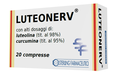 LUTEONERV 20 COMPRESSE DA 800 MG - farmasorriso.com