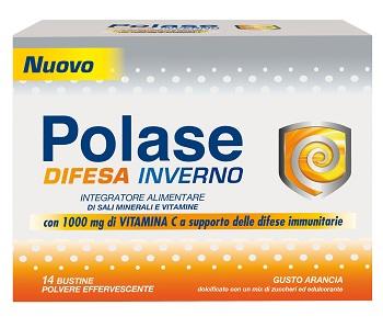 POLASE DIFESA INVERNO 14 BUSTINE 9,9 G - Farmacielo