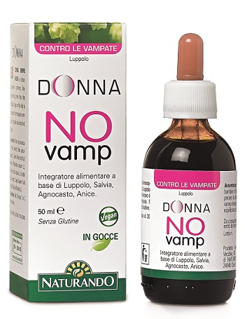 DONNA NO VAMP GOCCE 50 ML - Farmastar.it
