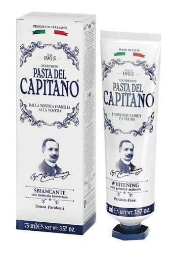 CAPIT1905 DENTIFRICIO SBIANCANTE 75 ML - Parafarmacia la Fattoria della Salute S.n.c. di Delfini Dott.ssa Giulia e Marra Dott.ssa Michela