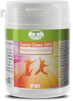 CAMU CAMU 50% POLVERE 100 G - Zfarmacia