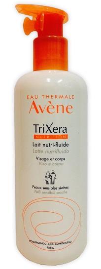 Avène Trixera Nutri-Fluido Viso E Corpo Per Pelle Secca E Sensibile 400ml - Farmawing