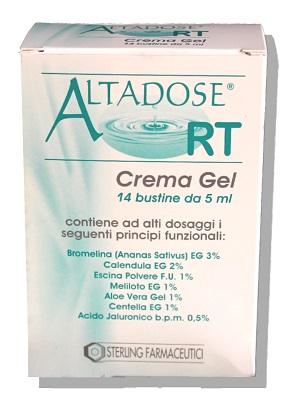 ALTADOSE RT CREMA GEL 100 ML - Farmacielo