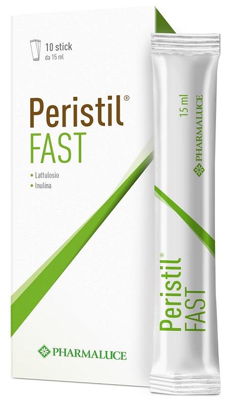 PERISTIL FAST 10 STICK MONODOSE DA 15 ML - Farmaseller