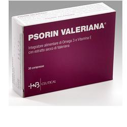 PSORIN VALERIANA 30 COMPRESSE - latuafarmaciaonline.it