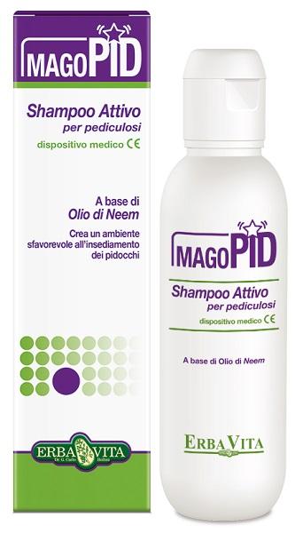MAGO PID SHAMPOO ANTIPIDOCCHI 200 ML - FARMAEMPORIO