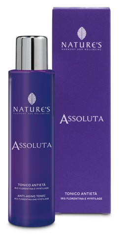 NATURE'S ASSOLUTA TONICO ANTI ETA' 150 ML - La farmacia digitale
