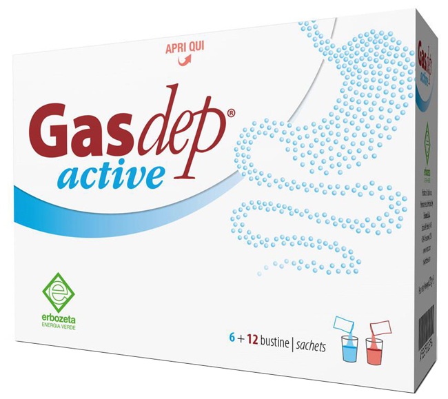 GASDEP ACTIVE 6+12 BUSTINE - DrStebe