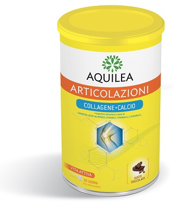 AQUILEA ARTICOLAZIONI COLLAGENE + CALCIO 495 G - Sempredisponibile.it