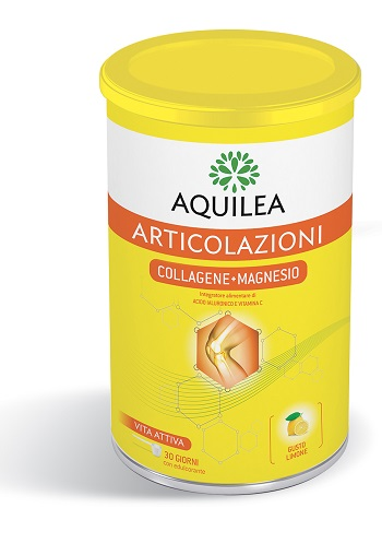 AQUILEA ARTICOLAZIONI COLLAGENE + MAGNESIO 375 G - Sempredisponibile.it