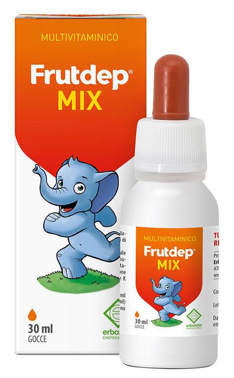 FRUTDEP MIX GOCCE 30 ML - Farmacia Massaro
