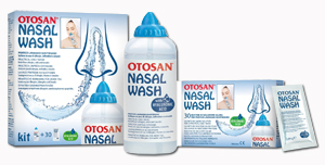 OTOSAN NASAL WASH KIT - Farmaseller