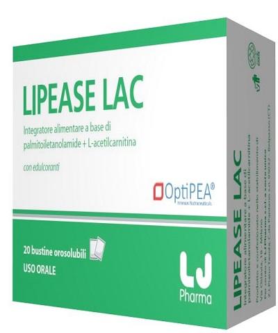 LIPEASE LAC 20 STICK PACK MONODOSE - Farmaunclick.it