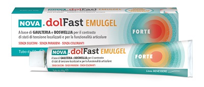 NOVA DOLFAST EMULGEL 50 G - Spacefarma.it