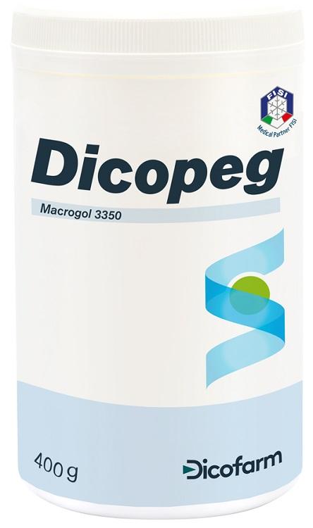 DICOPEG BARATTOLO 400 G - Farmacia Basso