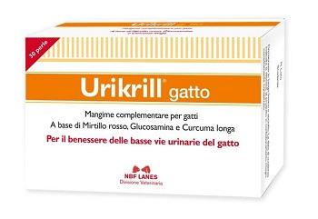 URIKRILL GATTO BLISTER 30 PERLE - Farmawing