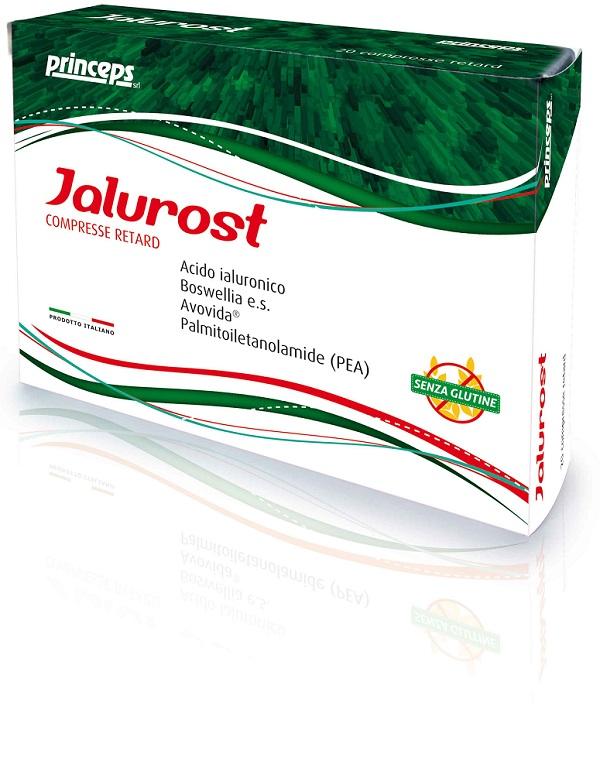 JALUROST 20 COMPRESSE NUOVA FORMULAZIONE - Farmastar.it