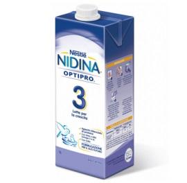 NIDINA 3 OPTIPRO LIQUIDO 1 LITRO - Farmacistaclick