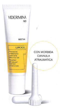 VIDERMINA RECTAL MD LIPOGEL 30 ML - Turbofarma.it