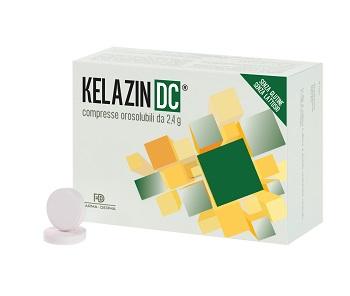 KELAZIN DC 20 COMPRESSE OROSOLUBILI