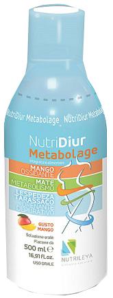NUTRIDIUR METABOLAGE 240 ML - Farmapage.it