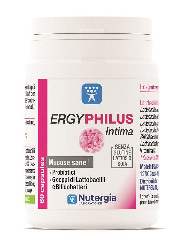 ERGYPHILUS INTIMA 60 CAPSULE - Turbofarma.it