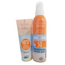 Avene Solare Spray 50+  Promo con Trixera Detergente Omaggio - Farmaconvenienza.it