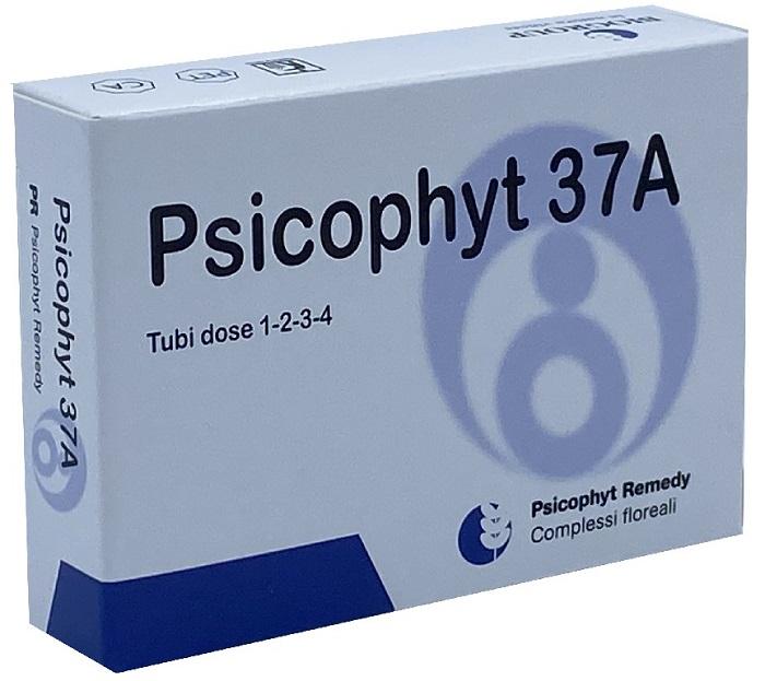 PSICOPHYT REMEDY 37A 4 TUBI 1,2G - Farmaseller