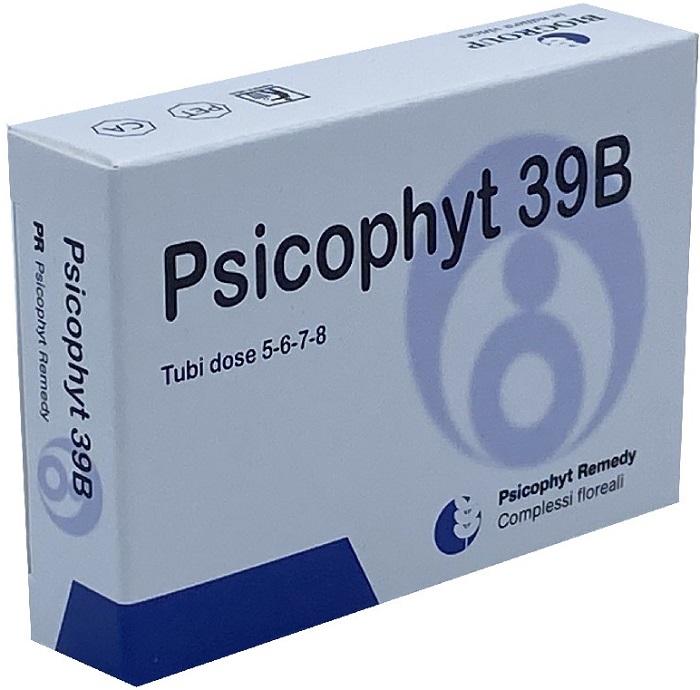 PSICOPHYT REMEDY 39B 4 TUBI 1,2G - Farmaseller