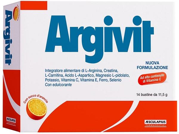 ARGIVIT SENZA GLUTINE 14 BUSTINE DA 11,2 G - latuafarmaciaonline.it
