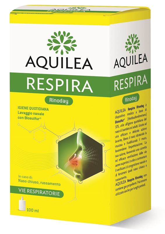 AQUILEA FLU LAVAGGIO NASALE 100 ML - La farmacia digitale