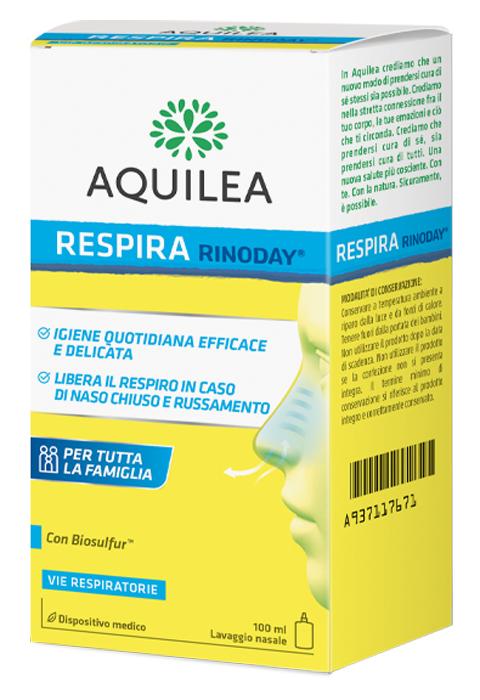 AQUILEA RESPIRA RINODAY 100 ML - Farmabros.it