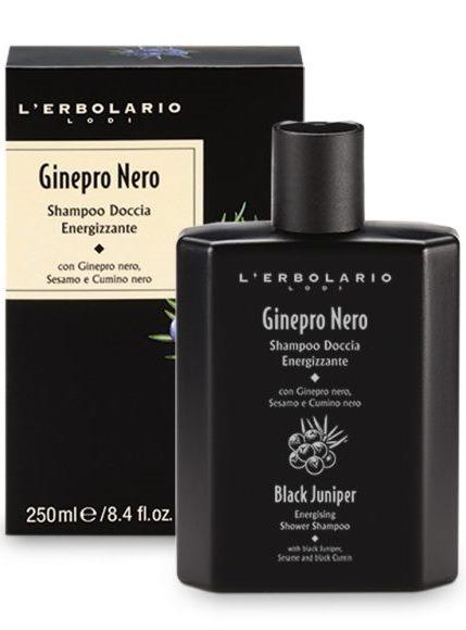 GINEPRO NERO SHAMPOO DOCCIA ENERGIZZANTE 250 ML - Farmaconvenienza.it