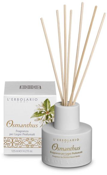 OSMANTHUS FRAGRANZA PER LEGNI PROFUMATI 125 ML - Farmacento
