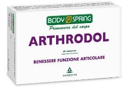 BODY SPRING ARTHRODOL 60 COMPRESSE - Farmacia Centrale Dr. Monteleone Adriano