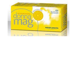 DONNAMAG MENOPAUSA 30 COMPRESSE EFFERVESCENTI - Farmacia Castel del Monte