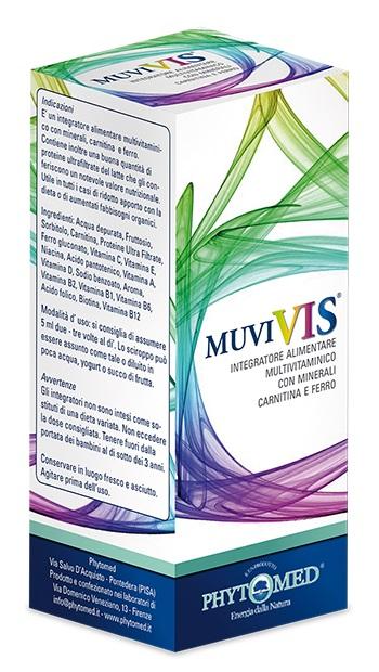 MUVIVIS 150 ML - farmaciafalquigolfoparadiso.it
