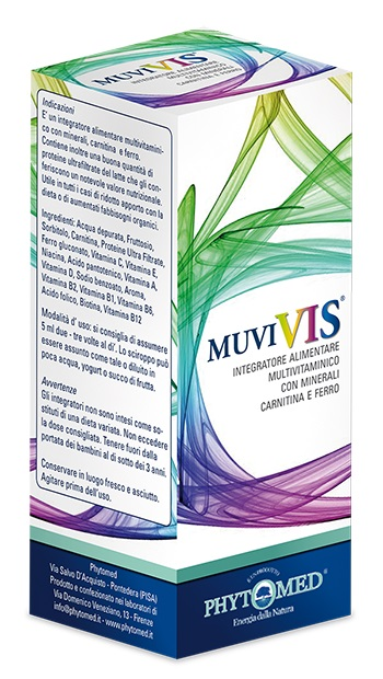 PHYTOMED MUVIVIS 150 ML - Farmastar.it