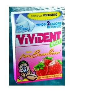 VIVIDENT XYLIT BAMBINI - Iltuobenessereonline.it