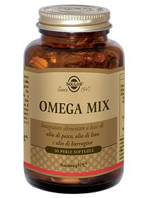 OMEGA MIX 60 PERLE - latuafarmaciaonline.it
