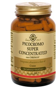 PICOCROMO SUPERCONCENTRATO 90 CAPSULE - Farmafamily.it