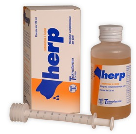 HERP FLACONE 120 ML - Farmajoy