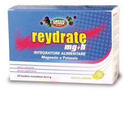 REYDRATE MG+K INTEGRAT 20BUST - Farmaseller
