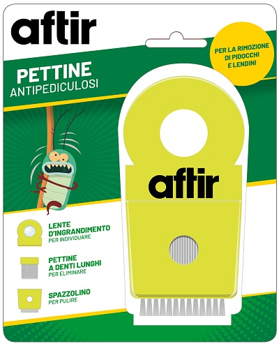 AFTIR PETTINE ANTIPEDICULOSI - Farmajoy